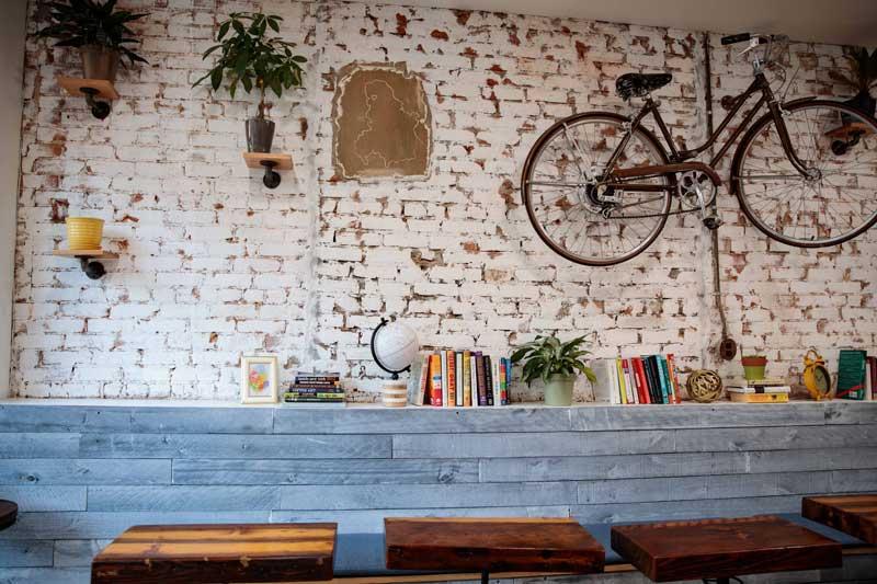 Peaky Barista Coffee Shop NYC