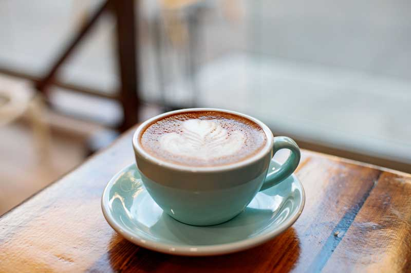 Cappuccino in nyc