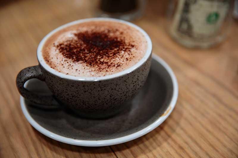 peaky barista coffe nyc