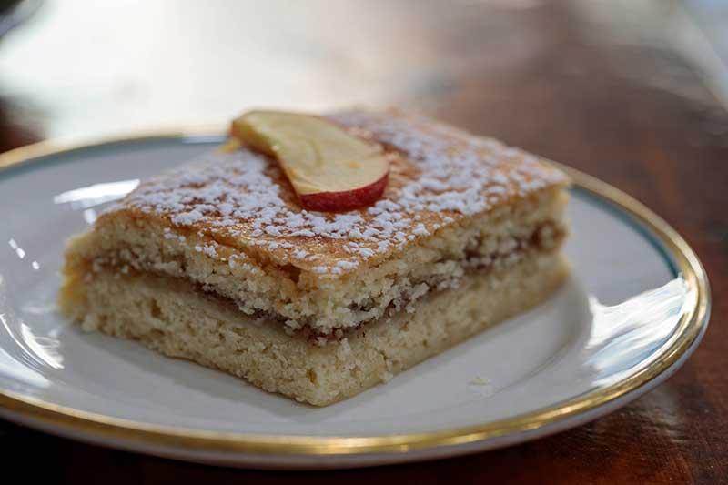 Peaky Barista Sweet Pastries